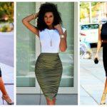 20 Προτάσεις να φορέσεις την pencil φούστα σου! – Kliktv.gr a6c6027fd6a