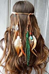 headband se boho style