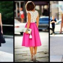 21 Μοντέρνοι συνδυασμοί με midi φούστα για το καλοκαίρι!