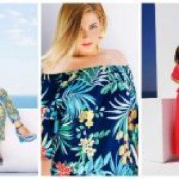Νέες παραλαβές plus size γυναικείων ρούχων Parabita σε προσφορά!