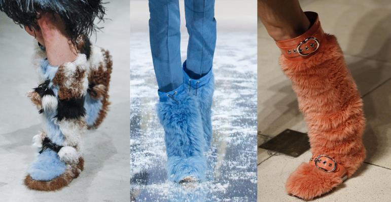 faeca644272 Οι τάσεις στα γυναικεία παπούτσια Φθινόπωρο - Χειμώνας 2017-2018 ...