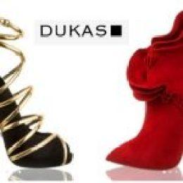 Γυναικεία παπούτσια Dukas Φθινόπωρο – Χειμώνας 2018!