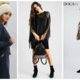 54 Χειμερινές γυναικείες τσάντες Doca 2018!