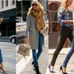 Ποια παπούτσια να φορέσεις με τα αγαπημένα jeans σου!