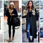 35 Μοντέρνες ιδέες για καθημερινό street look το Χειμώνα!