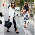 Μοντέρνα ασπρόμαυρα outfits για το γραφείο!