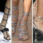 Η μόδα στα γυναικεία παπούτσια για την Άνοιξη- Καλοκαίρι 2018!