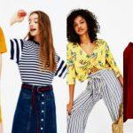 Γυναικεία collection Pull&Bear άνοιξη-καλοκαίρι 2018!