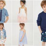 Παιδικά ρούχα H&M για το καλοκαίρι 2018!