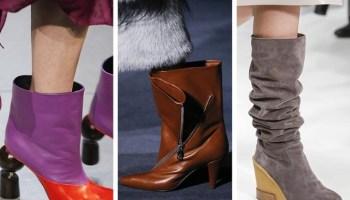 aeaa26996e5f Ποια γυναικεία παπούτσια και μπότες θα είναι στην μόδα το Χειμώνα 2019!