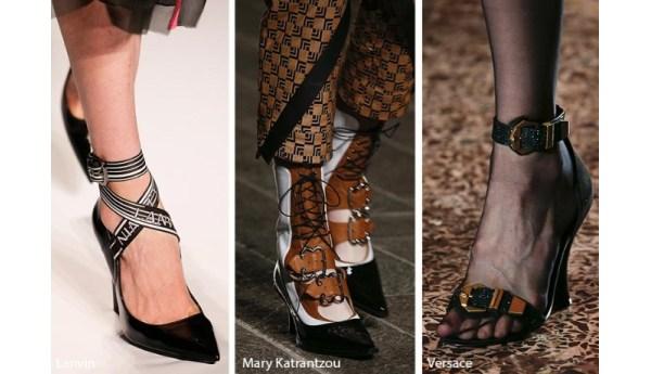 Ποια γυναικεία παπούτσια και μπότες είναι στην μόδατο Χειμώνα 2019