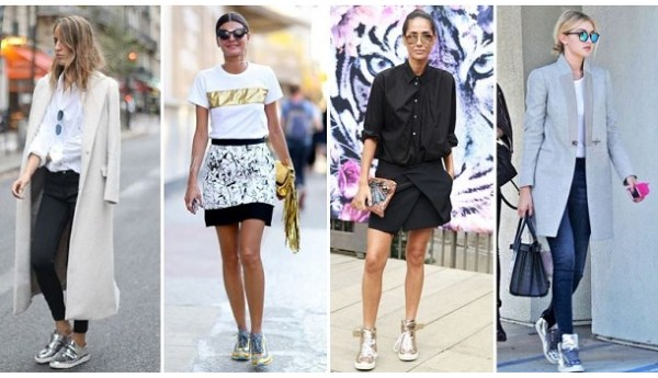 Τα 4 μεγαλύτερα trends του χειμώνα για τα γυναικεία sneakers!