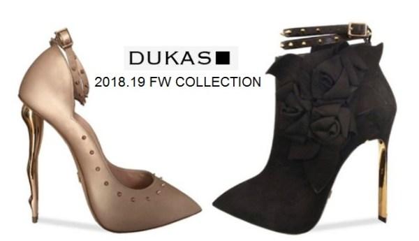Χειμερινά γυναικεία παπούτσια Dukas για το 2019!