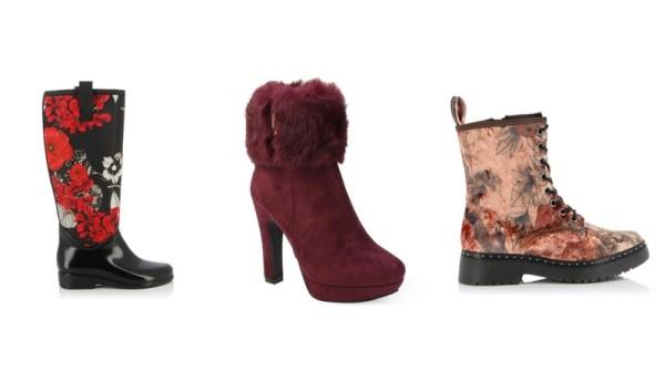 14 Μοναδικές γυναικείες μπότες και μποτάκια για φέτος τον Χειμώνα!