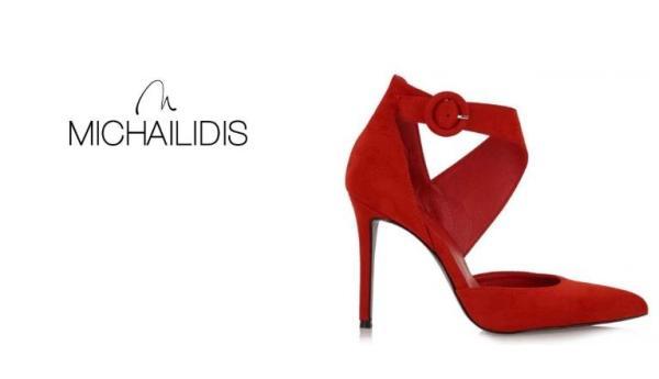 Η νέα collection γυναικείων παπουτσιών Michailidis 2019