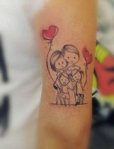 oikogeneia tatouaz