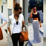 27 Outfits που μπορείς να συνδυάσεις με έναν ψηλό κότσο!