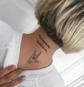 frasi tatoo se koritsi