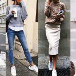 25 Τρόποι να φορέσεις τα sneakers σου φέτος το χειμώνα!