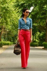 red pants e-diva.gr