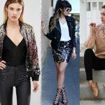 25 Τέλεια outfits με ρούχα με παγιέτες!