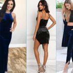 44 Outfits με γυναίκεια ρούχα από βελούδο!