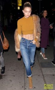 outfits gouna jean panteloni