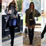 10 Τρόποι να φορέσεις με στυλ τις Over The Knee Boots!