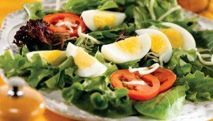 ayga kommena se salata