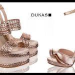 Γυναικεία καλοκαιρινά παπούτσια Dukas 2019!