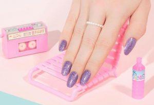 90s nail art