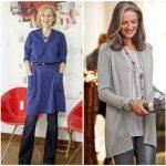 8 Ρούχα που κάθε γυναίκα άνω των 40 πρέπει να έχει στην ντουλάπα της!