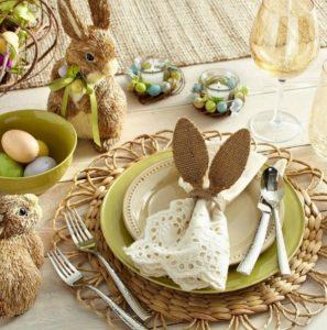 easter bunny διακόσμηση, ediva.gr