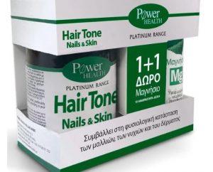 power health hair tone