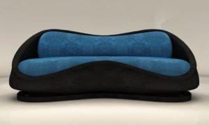 διακόσμηση σαλονιού καναπές