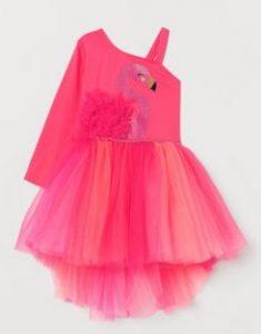 φορεμα ροζ φλαμινγκο 2021