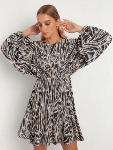 αέρινο mini φόρεμα