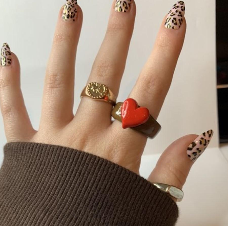 δαχτυλίδι από πηλό