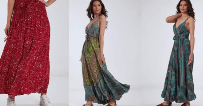 φορέματα συλλογή celestino άνοιξη καλοκαίρι