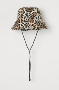 λεοπάρ γυναικείο καπέλο