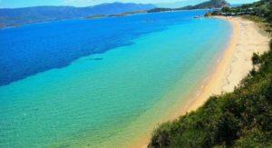 Αμμουλιανή νησί κοντά στη Θεσσαλονίκη προορισμοί διακοπών