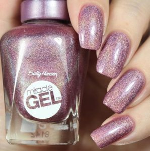 Glitter gel βερνίκι νυχιών