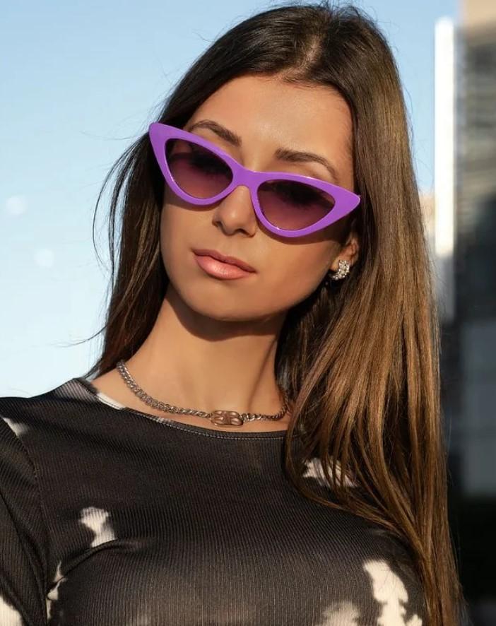 γατίσια γυαλιά ηλίου