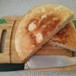 σιμιγδαλένιο ψωμί γρήγορη συνταγή