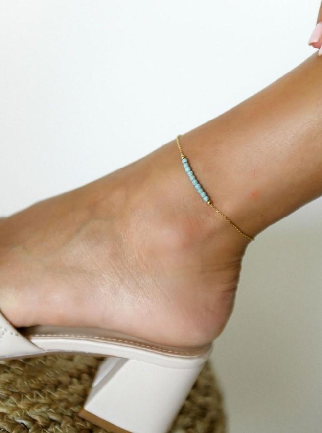 minimal αλυσίδα για το πόδι
