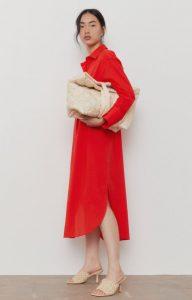 κόκκινο φόρεμα