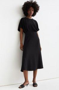 κομψό φόρεμα