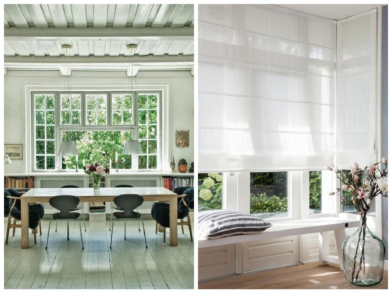 σκανδιναβικά παράθυρα