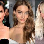 χρώματα μαλλιών χειμώνα 2022