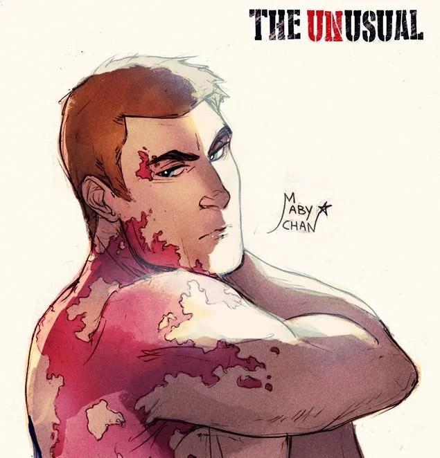 Greg Cunningham of The Unusual by Mariabianca Minelli